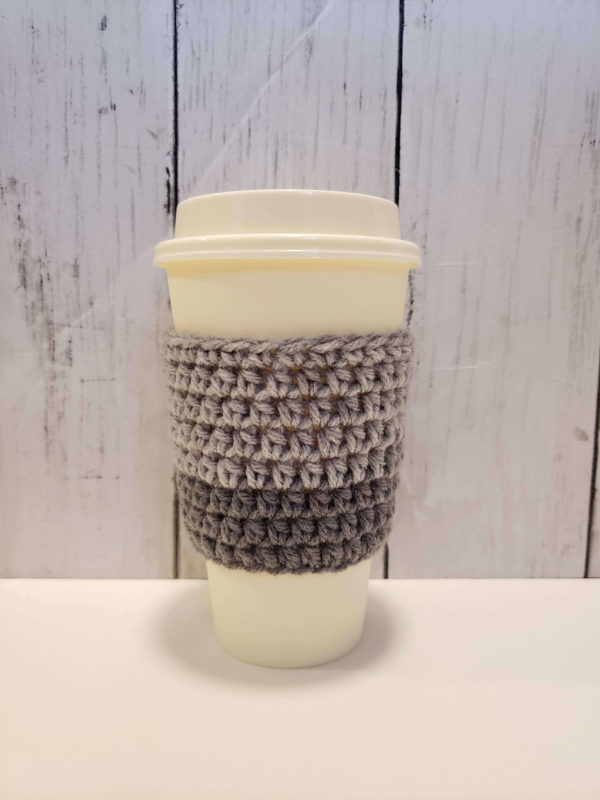 2 Toned Coffee Cup Cozy