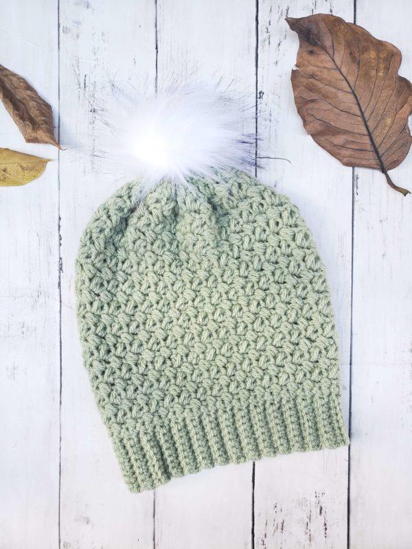 Elizabeth Slouch - Leaf Green