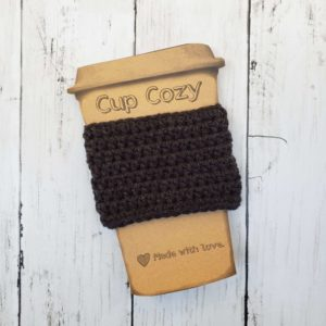 Coffee Cup Cozy - Heather Grey