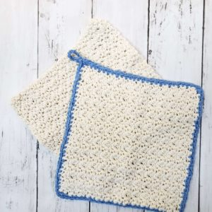 farmhouse dishcloth set