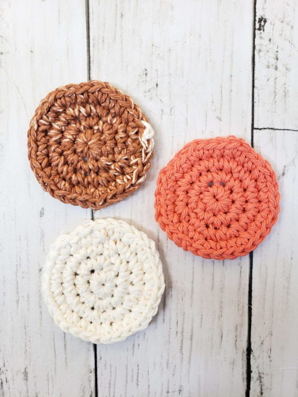Reusable Facial Pads - Pink